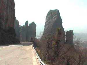 majestic, awe-inspiring rock formations - Meteora